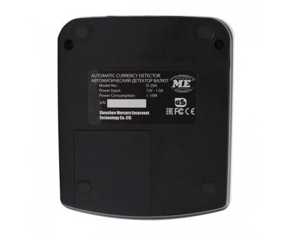 Детектор валют  MERCURY D-20A PROMATIC  LED Multi
