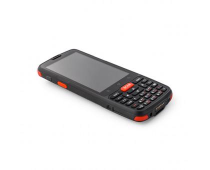 """Терминал сбора данных АТОЛ Smart.Slim полный (4"""", Android 7.0, MTK MT6580, 2Gb/16Gb, 2D E3, Wi-Fi, BT, NFC, 3G, Camera, БП, IP65, 4000 mАh)"""