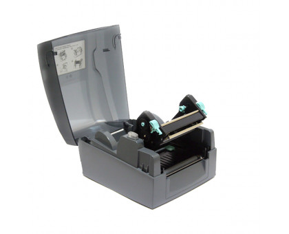 GODEX G330UES - термо b термотрансферный принтер, 300 dpi, 3 ips, (полдюймовая втулка риббона), USB+RS232+Ethernet