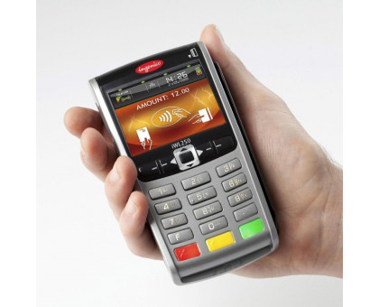 Ingenico iWL 255 - банковский терминал с бесконтактной оплатой. Связь по 3G