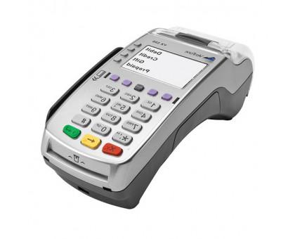 VeriFone 520 Ethernet, GPRS, CTLS - банковский терминал с бесконтактной оплатой