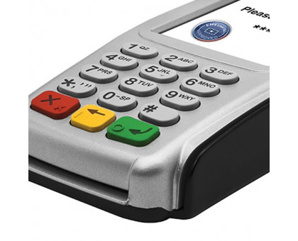 PIN-клавиатура VeriFone VX 820 CTLS (интеграция с ККМ)