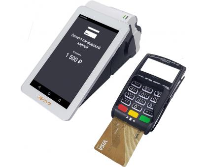 Банковский терминал Ingenico Pin Pad IPP320