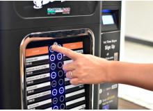 QR код и торговый автомат