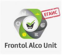 Frontol Alco Unit – сервис контроля акцизных марок