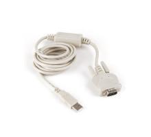 Кабель конвертер USB to COM от Cablexpert