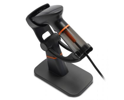 Пластиковая подставка для сканера Mertech Sunmi NS021 Черная