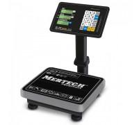 Торговые напольные весы M-ER 333 ACPU с расч. стоимости LCD