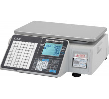 Весы CAS CL3000J-B: 6 кг, 15 кг, 30 кг
