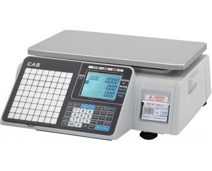 Весы CAS CL3000J-B. Максимальный вес на выбор: 6 кг, 15 кг, 30 кг