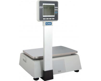 Весы CAS CL3000J-P, максимальный вес: 6 кг, 15 кг или 30 кг