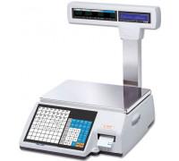 Весы CAS CL5000-P - 15 кг
