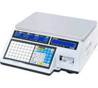Весы CAS CL5000J-IB: 6 кг, 15 кг, 30 кг