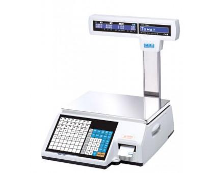 Весы CAS CL5000J-IP: 6 кг, 15 кг, 30 кг