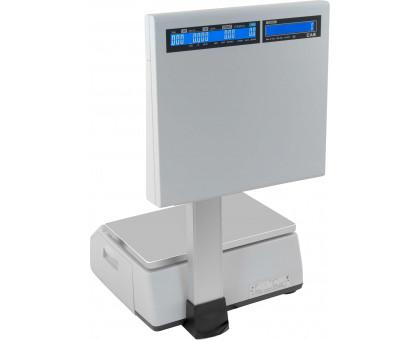 Весы CAS CL5000J-IS. Максимальный вес на выбор: 15 кг или 30 кг