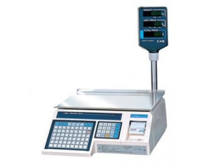 Весы CAS LP - R (V 1.6), максимальный вес: 6 кг, 15 кг, 30 кг