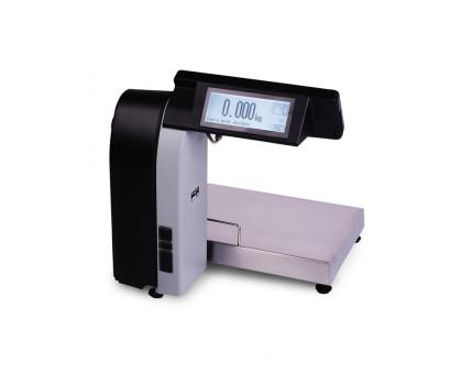 Весы MK R2L10-1 для печати этикеток, Ethernet и RS-232. USB-flash