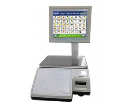 Весы CAS CL7000-S, максимальный вес - 15 кг