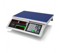 """Торговые весы M-ER 326 """"Slim"""" LED или LCD"""