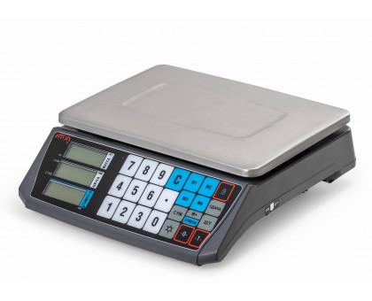 Весы торговые АТОЛ MARTA - 30 кг