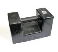 Чугунная гиря 20 кг OIML для весов