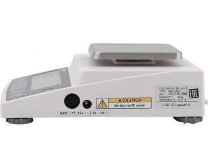 CAS CBL лабораторные весы с металлическим корпусом