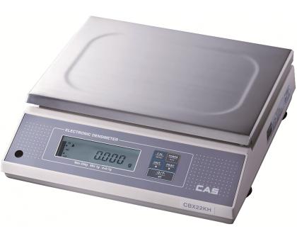 CAS CBX Весы лабораторные высокой точности с большой максимальной нагрузкой