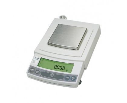 CAS CUW-H - лабораторные весы с внешней калибровкой