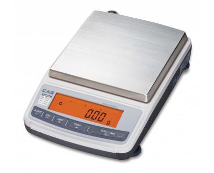 CAS CUX-S - лабораторные весы с внешней калибровкой
