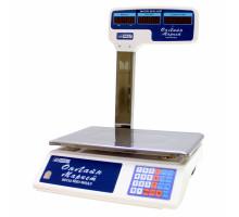 "Весы с подключением ""Онлайн Маркет"" RS232/USB/Wi-Fi - 6 кг, 15 кг, 30 кг со стойкой"