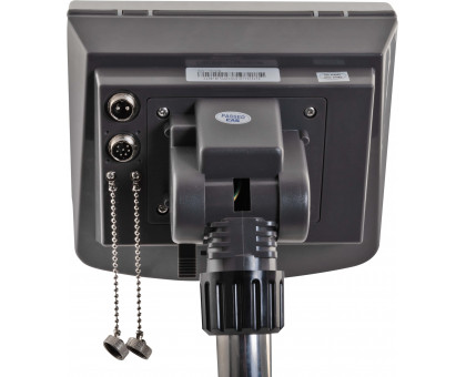 Напольные весы CAS BW c RS-232 и пылевлагозащитой IP65