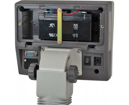 Напольные весы CAS DBII-E с RS-232 и защищенным проводом для работы со стойкой и без