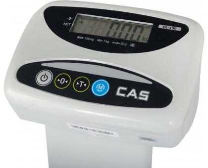 Напольные весы CAS DL с возможностью работать автономно