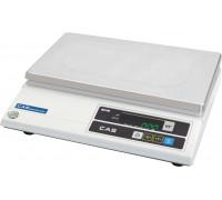 CAS AD c RS-232 - 2,5 кг, 5 кг, 10 кг, 20 кг, 25 кг
