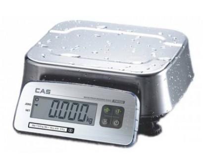 CAS FW500 весы в водозащитном (IP69) исполнении