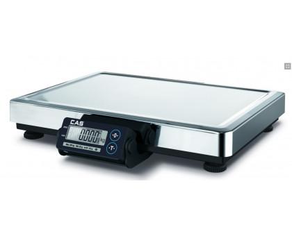 Весы CAS PDC-S для работы с POS-терминалами, в супермаркетах, на фасовке и контрольных стойках