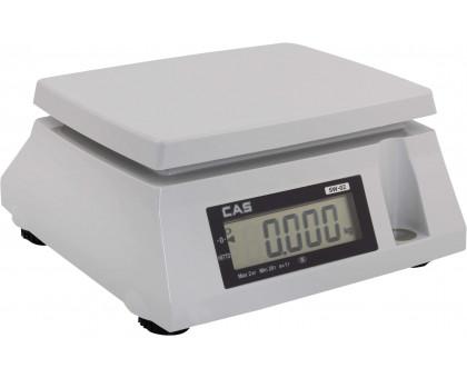 Весы порционные CAS SW для общепита и торговли