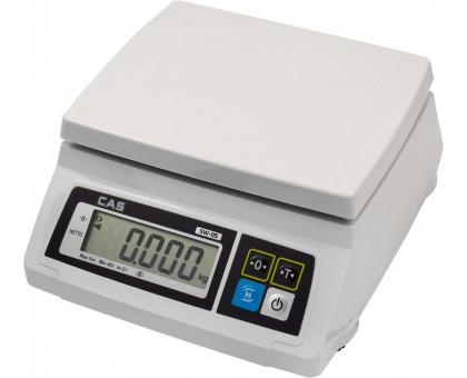 Весы порционные CAS SW II для общепита и торговли