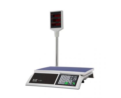 """Весы торговые настольные M-ER 326 ACP """"Slim"""" - 15 кг, 32 кг"""