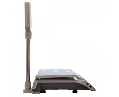 """Торговые весы M-ER 326 ACPX """"Slim'X"""", 15 кг или 32 кг, LED или LCD, Белые"""