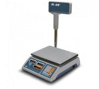 Торговые настольные весы M-ER 322 ACPX Ibby - 15 кг, 32 кг