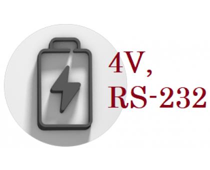 Аккумулятор для весов АТОЛ MARTA (4V, RS-232)