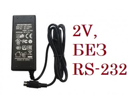 Блок питания для весов MARTA (2V, БЕЗ RS-232)