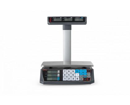 Весы торговые АТОЛ MARTA со стойкой- 30 кг